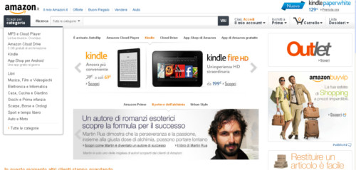Regali su Amazon.it