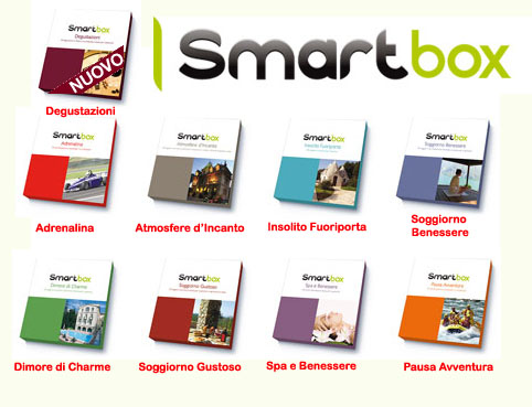 cofanetti regalo smart box