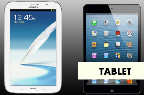 regali tecnologici 2014: i tablet