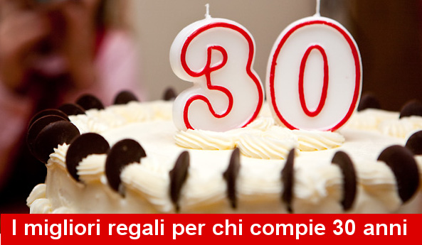 Top 10 idee Regalo per i 30 anni più belli TV48